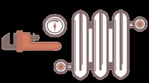 Vodovodne, ogrevalne instalacije, montaža klimatskih naprav in toplotnih črpalk ter nenazadnje sanacije kopalnic in stanovanj-OGREVALNE INSTALACIJE